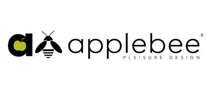 Milou meble ogrodowe technorattan logo Apple Bee