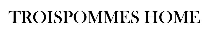 Logo TroisPommes Home