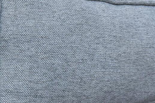 C-2 Edge nowoczesny zestaw ogrodowy z tkaniny Troispommes Home luksusowe meble ogrodowe tkanina Olefin kolor jasny szary melanz