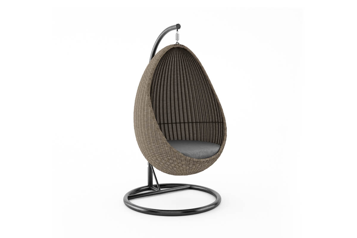 Kokon fotel wiszący huśtawka