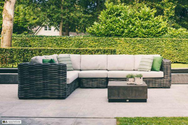 Elements XL modułowe meble ogrodowe - narożnik ogrodowy
