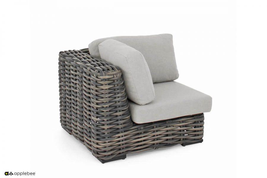 Elements XL modułowe meble ogrodowe - moduł sofa narożna