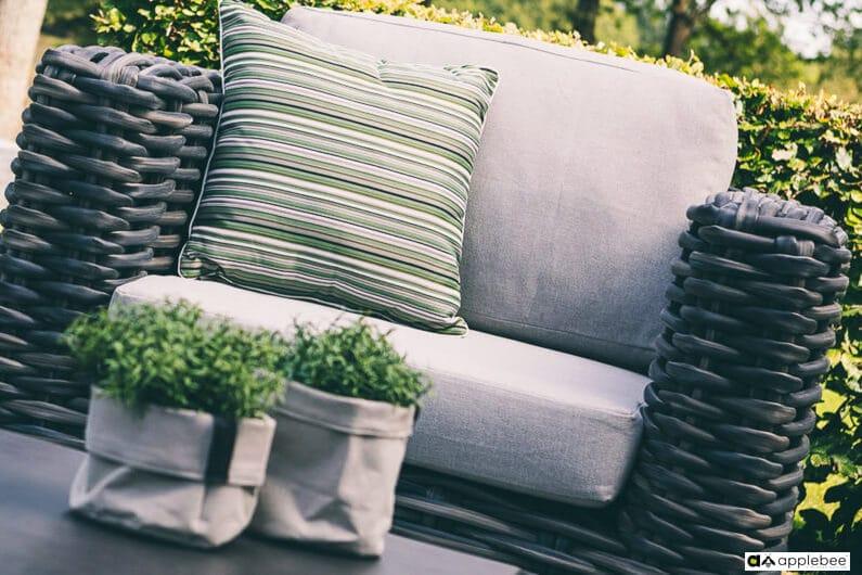 Elements XL modułowe meble ogrodowe - fotele ogrodowy