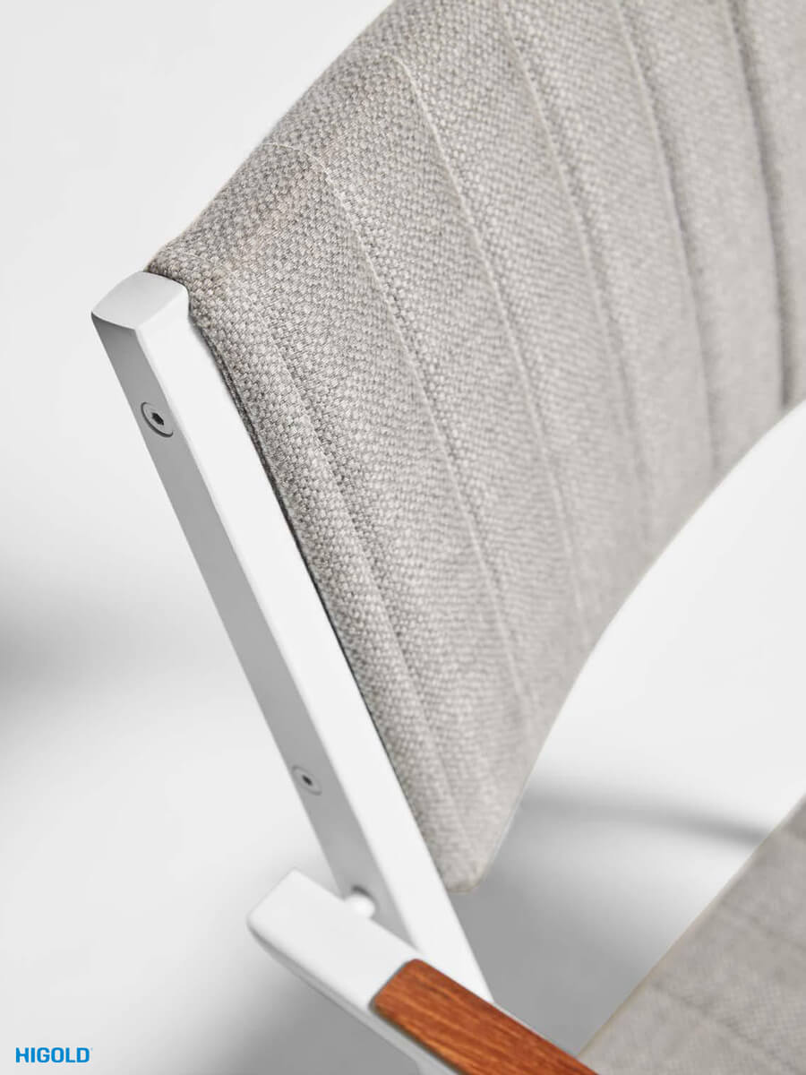 Champion meble ogrodowe aluminiowe | Krzesło ogrodowe Champion