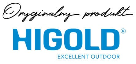 Champion oryginalny produkt Higold logo
