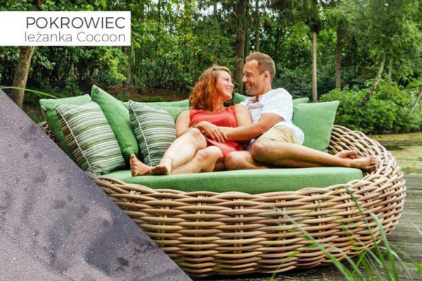 Pokrowiec ochronny na leżankę ogrodową Cocoon