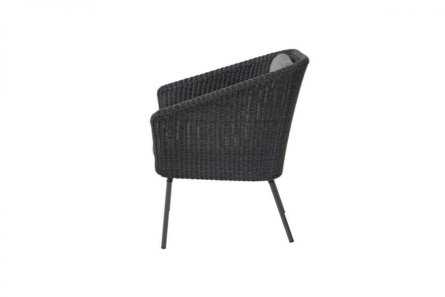 Mega krzesło ogrodowe z technorattanu Cane-line