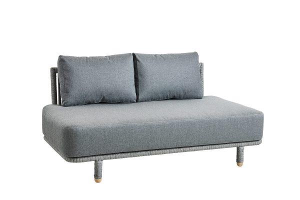 Moments sofa ogrodowa 2 osobowa