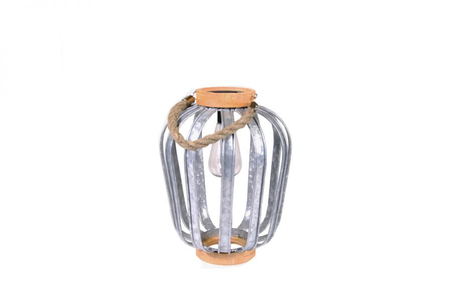 Java lampa ogrodowa solarna LED | Lumisky