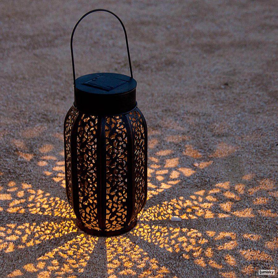 Mistic lampion ogrodowy lampa solarna LED Lumisky