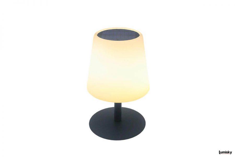Standy bezprzewodowa lampa stolowa ogrodowa LED Lumisky