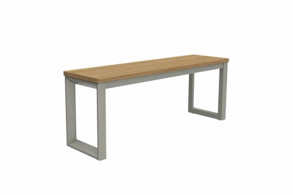 Oslo ogrodowy stolik boczny z aluminium niski stolik kawowy Twoja Siesta