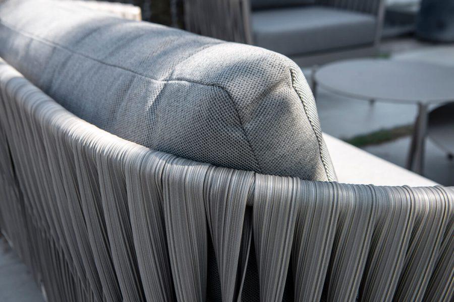 Manarola ogrodowy zestaw wypoczynkowy sofa ogrodowa podwójna Twoja Siesta