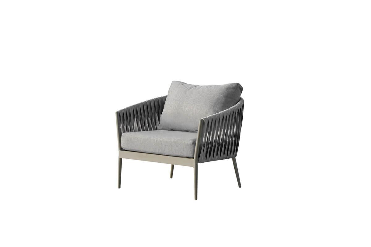 Manarola ogrodowy zestaw wypoczynkowy fotel ogrodowy Twoja Siesta