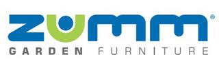 Alicante nowoczesne krzesło ogrodowe z regulacją oparcia logo ZUMM