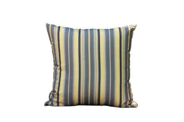 Passo bursztynowa poduszka ogrodowa ozdobna wzór linie Twoja Siesta luksusowe meble ogrodowe